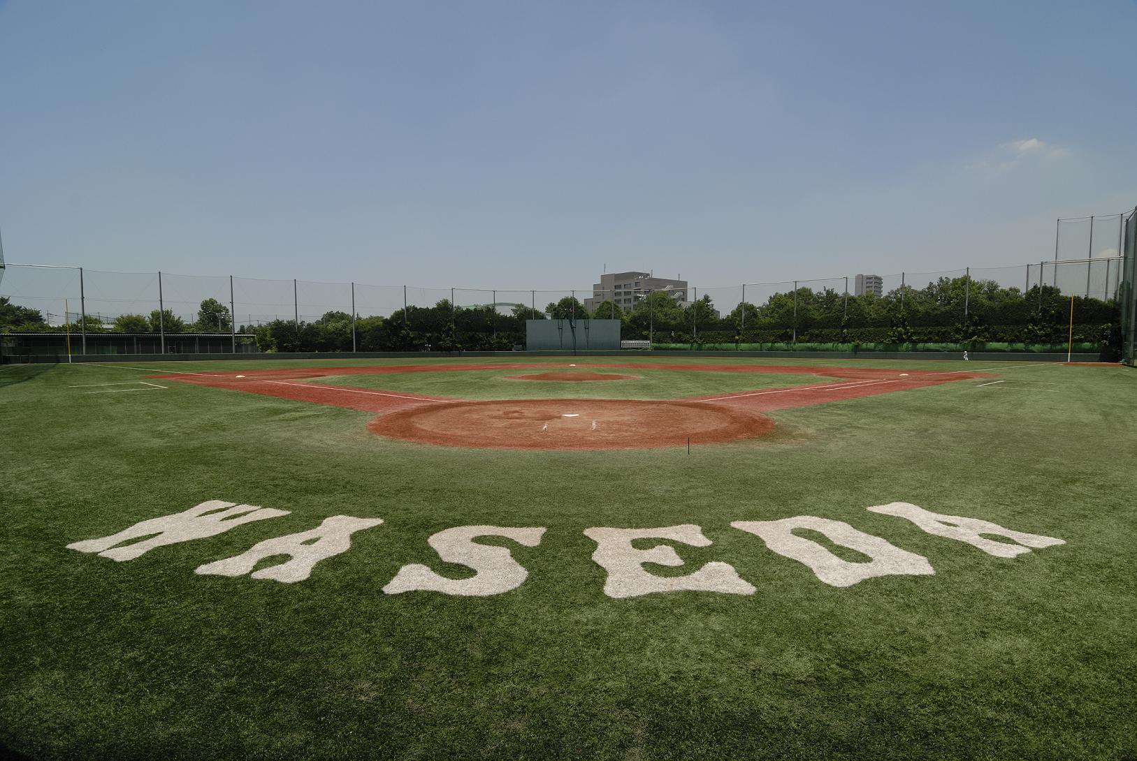 東伏見硬式野球場②